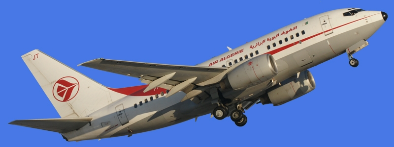 Take Off: Air Algerie
