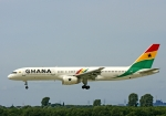 Ghana International Airlines, Bild: Steffen Remmel